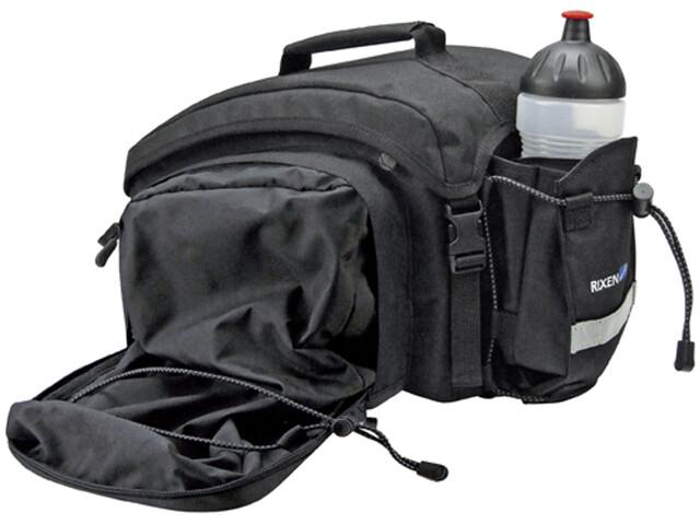 KlickFix Rackpack 1 Plus Torba na bagażnik do systemu Racktime, black